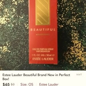Estee Lauder BEAUTIFUL Original NIB